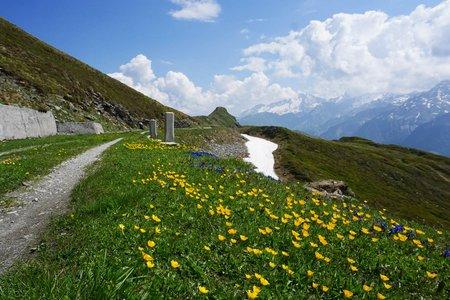 Brenner – Grenzkammrunde vom Brenner-Ort