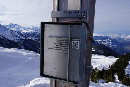 Faltegartenköpfl (2184m) - Skitour von Marlstein