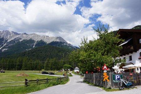 Gasthaus Arzkasten von Obermieming