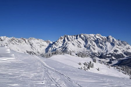 Marbachhöhe (1814 m) von Hintermoos