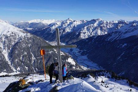 Seblaskreuz (2353m) aus dem Oberbergtal