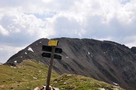 Kreuzspitze - Rotlahner - Riepenspitze Überschreitung