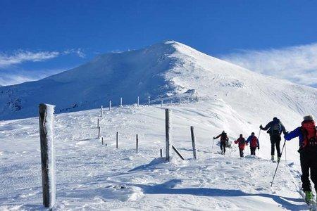 Allerleigrubenspitze (2131 m) - Hoher Lorenzenberg (2313 m) Rundtour