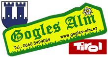 Logo Gogles Alm, 2017 m - Fliess/Venet