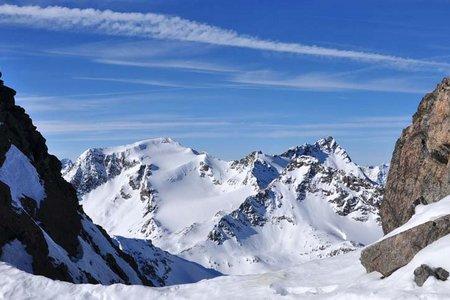 Skitour Seeblaskogel-Umrundung von Gries - 2 Tages Rundtour