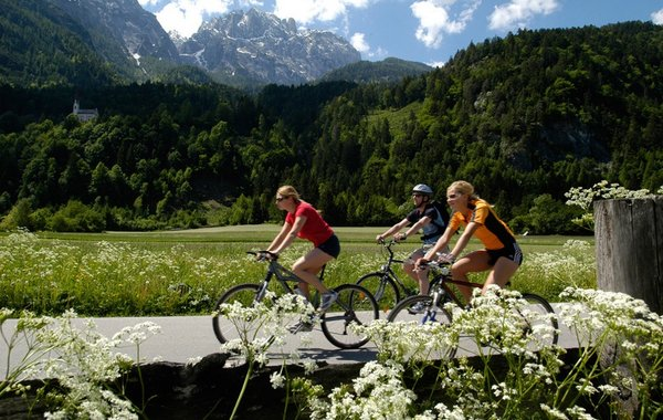 Mountainbiken in der Lienzer Dolomitenregion