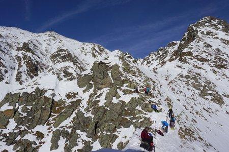 Grieskogelscharte (2590m) von Kühtai