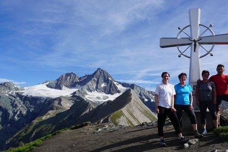 Figerhorn (2743m) vom Lucknerhaus