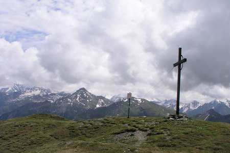 Hoher Lorenzenberg (2315 m) durch das Fradertal