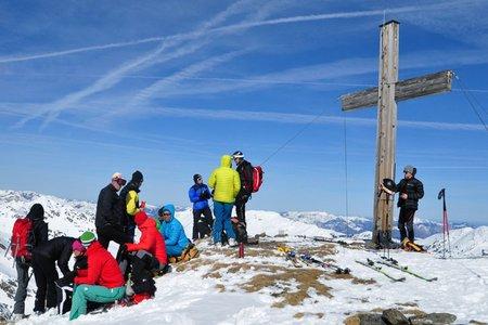 Torhelm (2494 m) aus dem Langen Grund