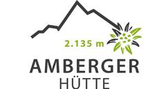 Logo Amberger Hütte, 2135 m - Ötztal/Gries