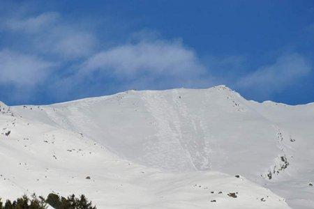 Praxmarer Grieskogel (2710 m) von Praxmar