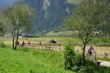 MTB-Urlaub in der Ersten Ferienregion Zillertal