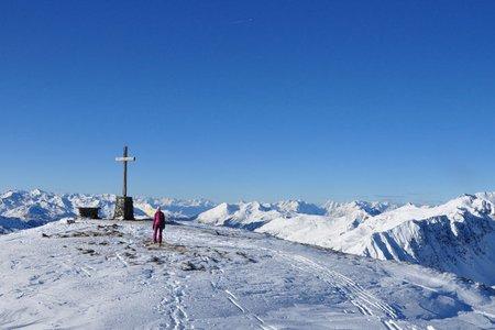 Sonnjoch (2287 m) aus dem Langen Grund