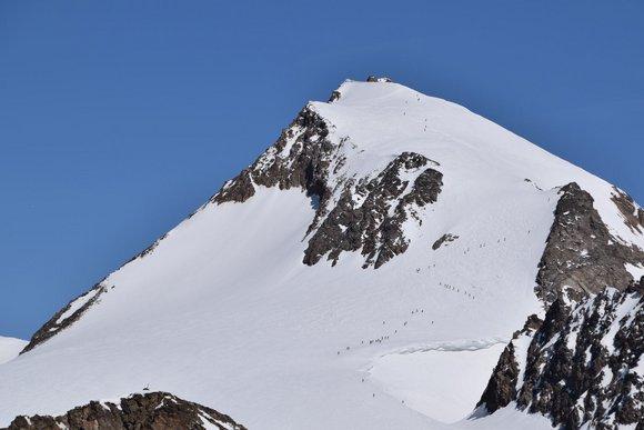 Schnalstal – Skitouren im Angesicht der Weißkugel