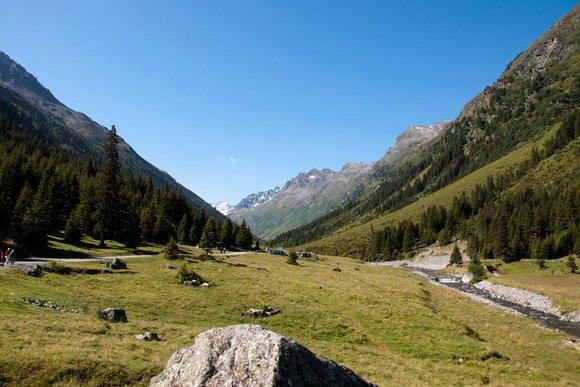 Paznaun, Silvretta und Ischgl