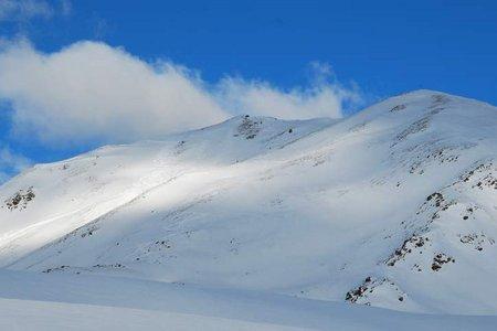 Äußerer Nockenkopf (2754/2770 m) von Rojen