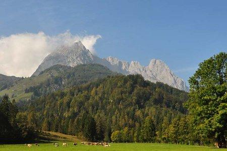 Maukalm - Kaiserbachtal Rundtour
