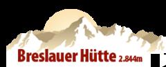 Logo Breslauer Hütte, 2844 m - Vent