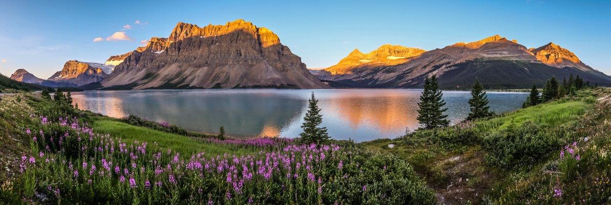 Das Land der zahlreichen Seen