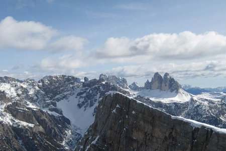 Helltaler Schlechten (2711 m) von der Plätzwiese