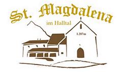 Logo Alpengasthaus St. Magdalena - Halltal