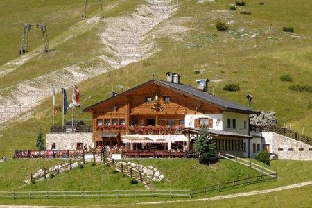 Edelweiss Hütte, 1832 m - Kolfuschg