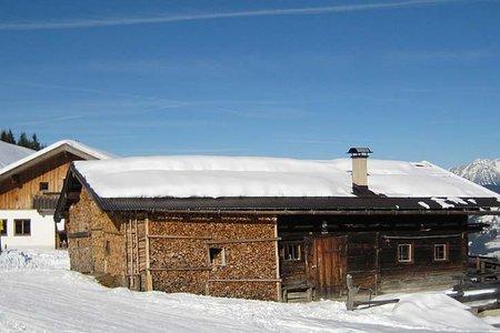 Alpengasthaus Haagalm - Naturrodelbahn
