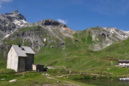 Plantapatsch Hütte – Sesvennahütte – Schlinig