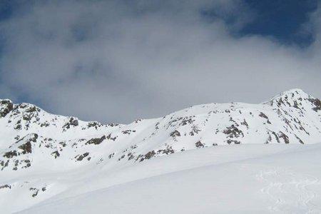 Hochleitenspitze (2877 m) vom Brunnalmgebiet