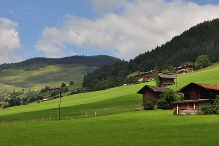 Marchbachjoch - Wildschönau Rundtour