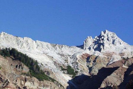 Weißhorn (2313 m) von der Lahneralm