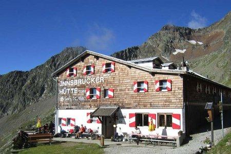 Innsbrucker Hütte, 2369 m - Stubai