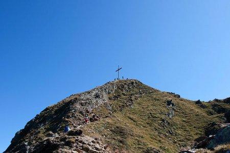 Hochzeiger (2560 m) von der Bergstation Sechszeiger