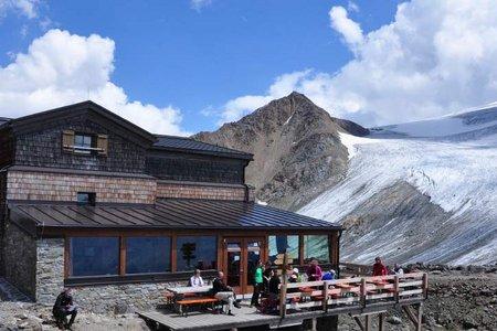 Similaunhütte, 3019 m - Vent