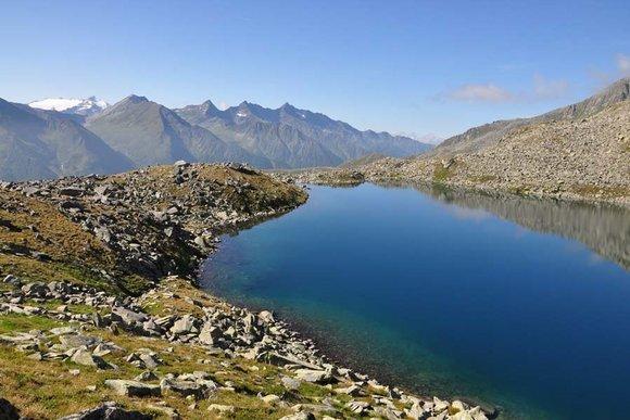 Wanderungen zu Bergseen in Südtirol