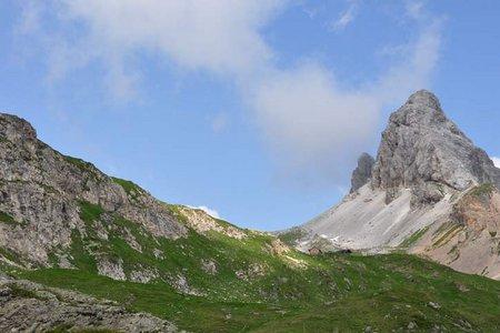 Große Kinigat (2689 m) durch das Leitertal