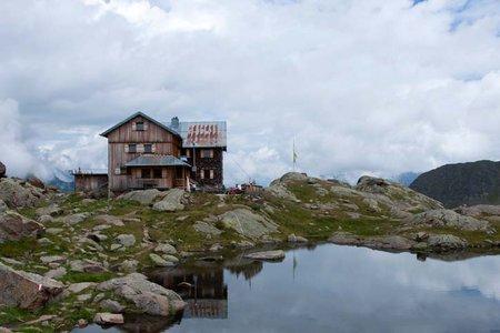 Bremer Hütte, 2413 m - Gschnitztal