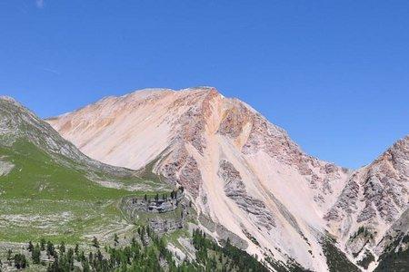 Antoniusspitze (2655m) von der Faneshütte