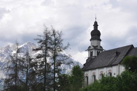 Pfarrkirche Rietz - Wallfahrtskirche zum Hl. Antonius