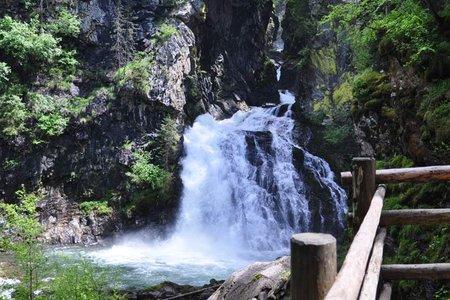 Reiner Wasserfälle Wanderung - Wasserfallweg