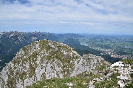 Säuling (2047 m) von Hohenschwangau