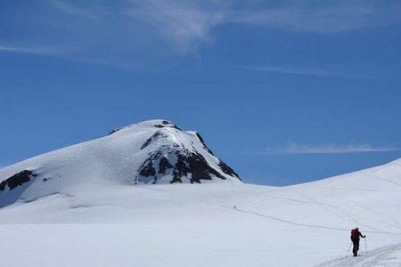 Wilder Pfaff (3456 m) vom Schaufeljoch