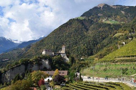 Farmer Kreuz – Schloss Tirol Rundwanderung