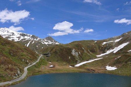 Klammlsee - Klammljoch durch das Knuttental