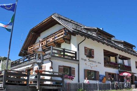 Senneshütte (2126 m) über die Seitenbachscharte