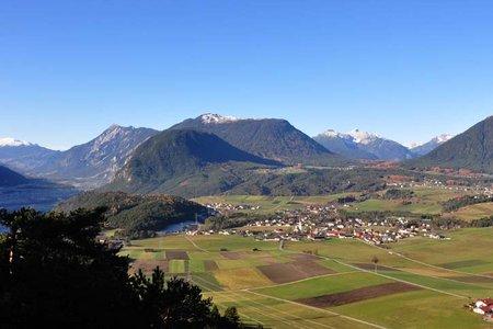 Fiechter Köpfl (1032 m) von Untermieming
