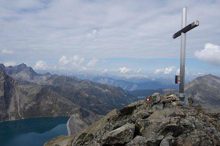 Pockkogel (2807m) vom Haggen
