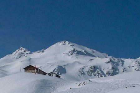 Samerschlag (2829 m) von St. Sigmund
