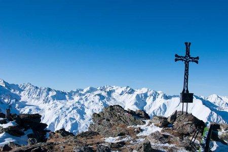 Sömen (2796 m) aus dem Lüsenstal